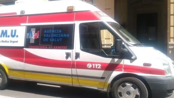 Mor un xiquet de 3 anys a Xiva per un traumatisme en el coll