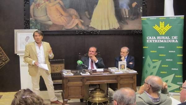 Presentación del libro sobre Jaime de Jaraíz