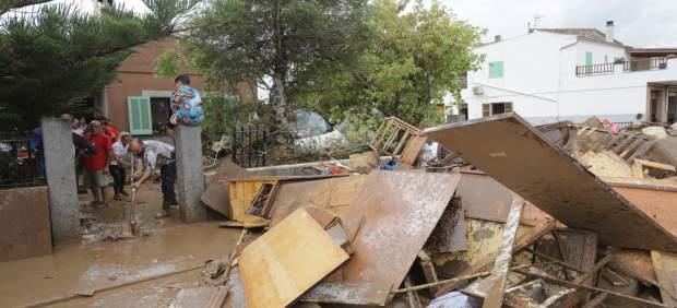 La búsqueda del niño desaparecido por las inundaciones del Llevant de Mallorca continuará este ...