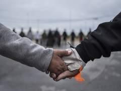 Menores inmigrantes no acompañados en Ceuta
