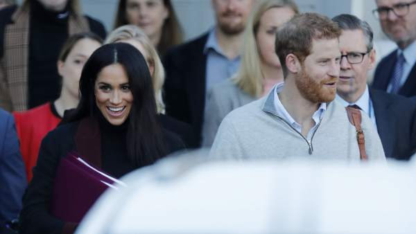 Los Duques de Sussex esperan su primer hijo