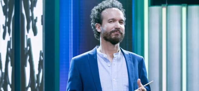 Juan Antonio Simarro, presentador de 'Clásicos y reverentes'.