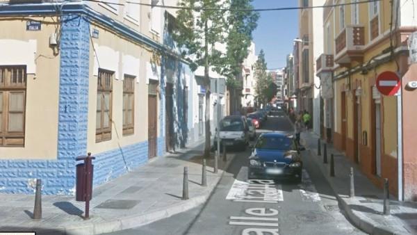 Calle Italia (Las Palmas)