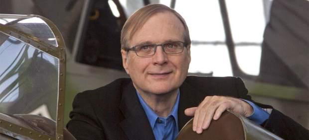 Muere el cofundador de Microsoft Paul Allen a los 65 años