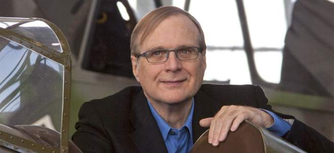 Paul Allen, Microsoft