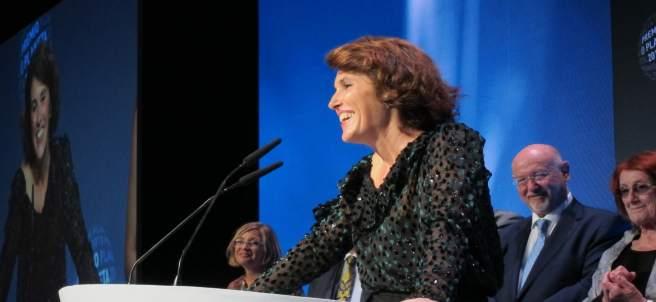 Ayanta Barilli, finalista del Premio Planeta 2018