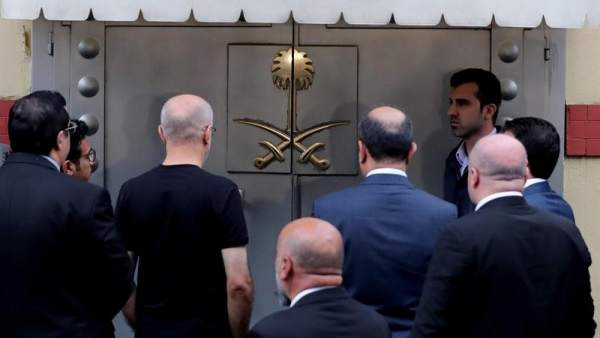 Muerte del periodista disidente saudí Jamal Khashoggi
