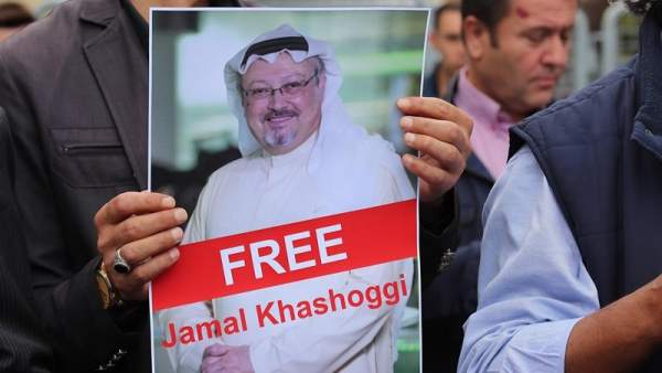 Desaparición de Jamal Khasoggi