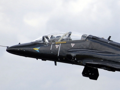 BAE Hawk T1 de la RAF