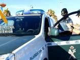 La Guardia Civil detiene al presunto autor de tres robos en Roquetas