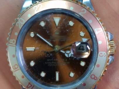 Reloj robado