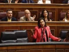 Robles dice que Cospedal no le explicó la venta de armas a Arabia Saudí