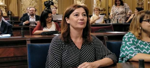 Armengol asegura que el reglamento de apuesta hípica se aprobará en 2019