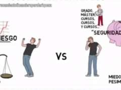"""El polémico vídeo proyectado en un colegio de Madrid: """"Los pobres desean el fracaso"""""""