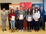 Entrega premio Cátedra Empresa Familiar UR
