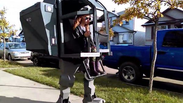 El 'disfraz padres-hijos' más épico para Halloween