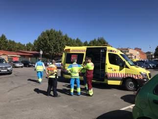 Hallado el cadáver de un hombre dentro de un coche en Boadilla