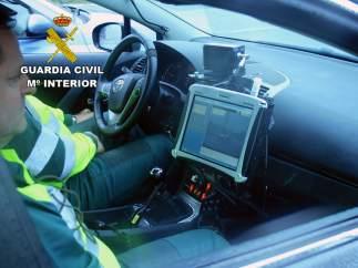 Guardia Civil en Guadalajara