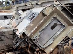 Al menos seis muertos y 86 heridos al descarrilar un tren de pasajeros junto a Rabat (Marruecos)