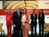 Pilar Martínez-Cosentino recibe el premio al mejor modelo de negocio de 2018