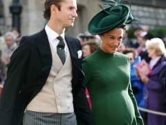 Pippa Middleton da a luz a su primer hijo