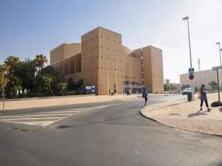 Entorno del Auditorio Maestro Padilla de Almería