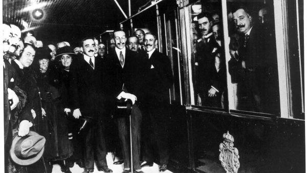 Cien años de Metro en Madrid