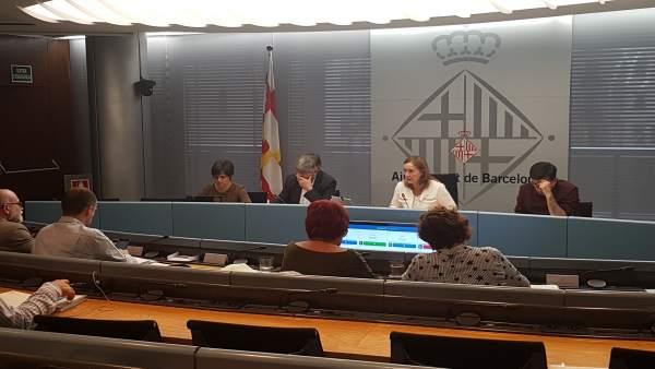 Comisión de Economía del Ayuntamiento de Barcelona