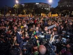 """ANC y Òmnium claman por la unidad de los partidos """"independentistas"""" en el año de prisión de los Jordis"""