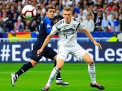Griezmann, con un doblete, lidera la remontada de Francia ante Alemania