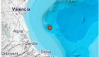 Un terremoto de magnitud 4 en el Golfo de Valencia