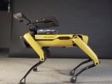 Uno de los robots de Boston Dynamics