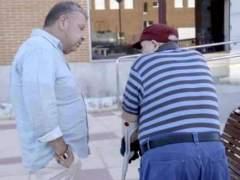 Chicote denuncia la comida en las residencias de ancianos
