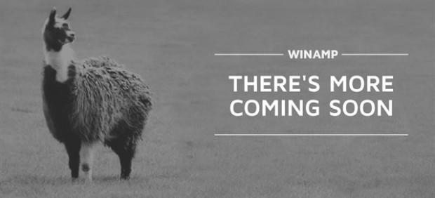 El anuncio de la vuelta de Winamp