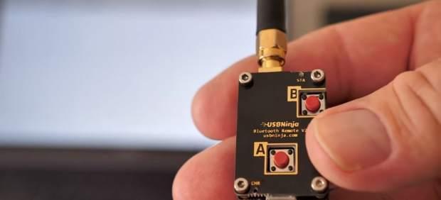'USBNinja', el 'malware' oculto en cables USB que se ejecuta a distancia