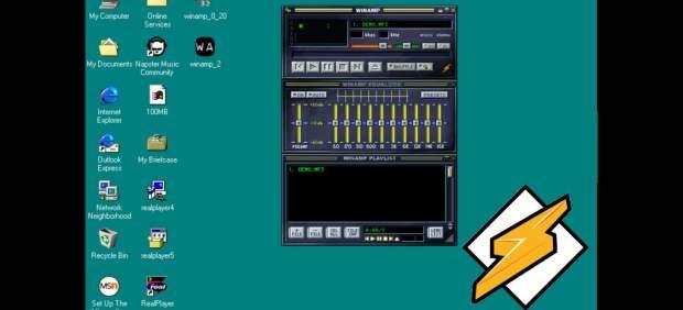 El mítico reproductor multimedia Winamp, de los inicios de internet, regresará en 2019