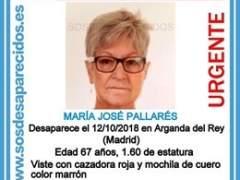 Piden colaboración ciudadana para encontrar a esta mujer desaparecida