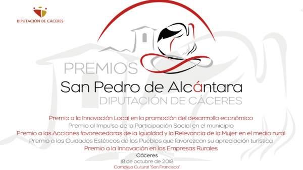 Los Premios San Pedro de Alcántara se entregan este jueves