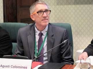 Agustí Colomines.