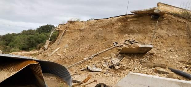 El Consell intervendrá en 21 carreteras afectadas por las inundaciones con un presupuesto de casi ...