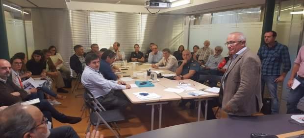 Convocan el Grupo de Apoyo Técnico con carácter preventivo ante la previsión de lluvias fuertes ...