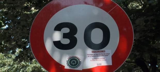Establiments verá limitada a 30 km/h la velocidad permitida para circular por el centro