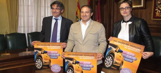 El XIII Salón del Vehículo Nuevo y Seminuevo de Teruel abre sus puertas del 19 al 21 de octubre