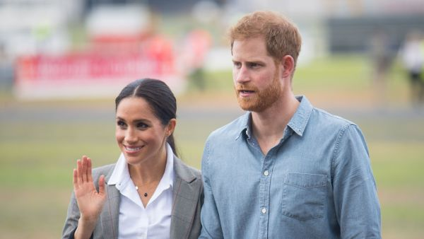 El príncipe Harry y Megan Markle