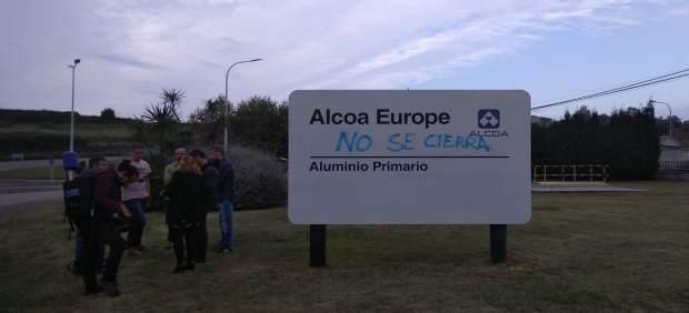 El Ayuntamiento de Avilés acompañará a los trabajadores de Alcoa en sus reivindicaciones