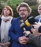 Antoni Castellà, líder de los Demòcrates y diputado de ERC.