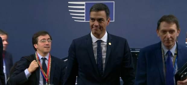 Sánchez, ante la carta de Bruselas sobre los Presupuestos: