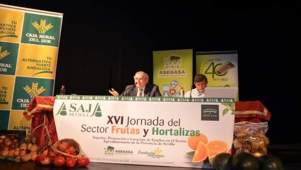 Jornada del sector de Frutas y Hortalizas