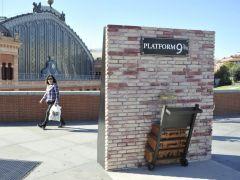 La magia del mundo de Harry Potter inunda las calles de la ciudad de Madrid
