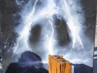 Maletín en las Reliquias de la Muerte